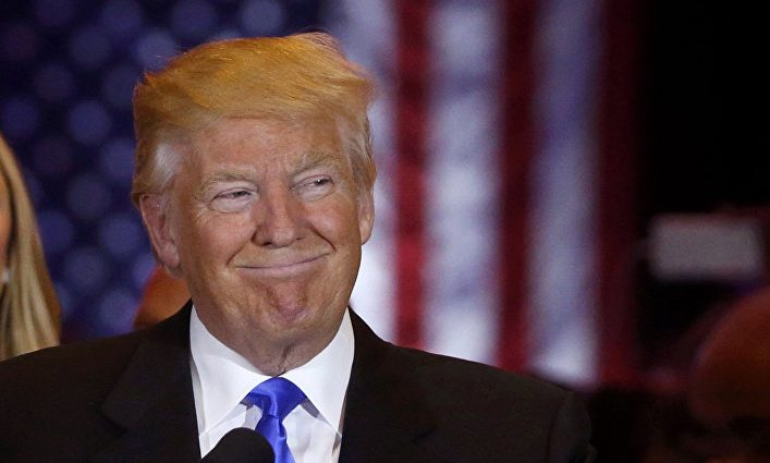 Трамп высмеял известные каналы CNN и NBC
