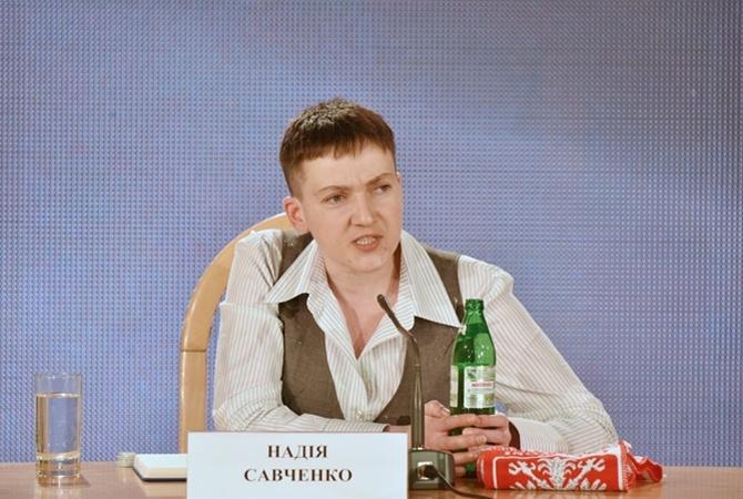 Савченко станет президентом? Она украинцам рассказала шокирующую правду