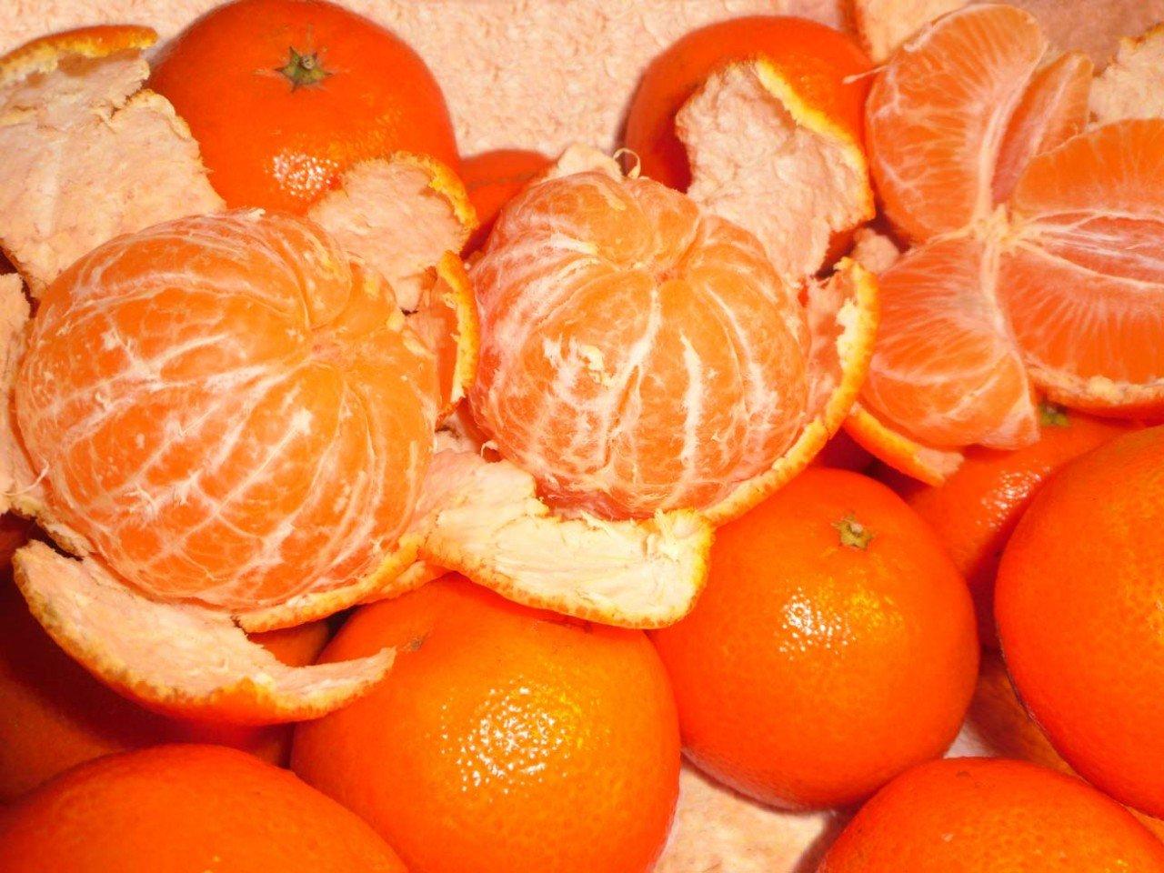 В Одесскую область ввезли 300 тонн мандаринов, зараженных опасным вредителем