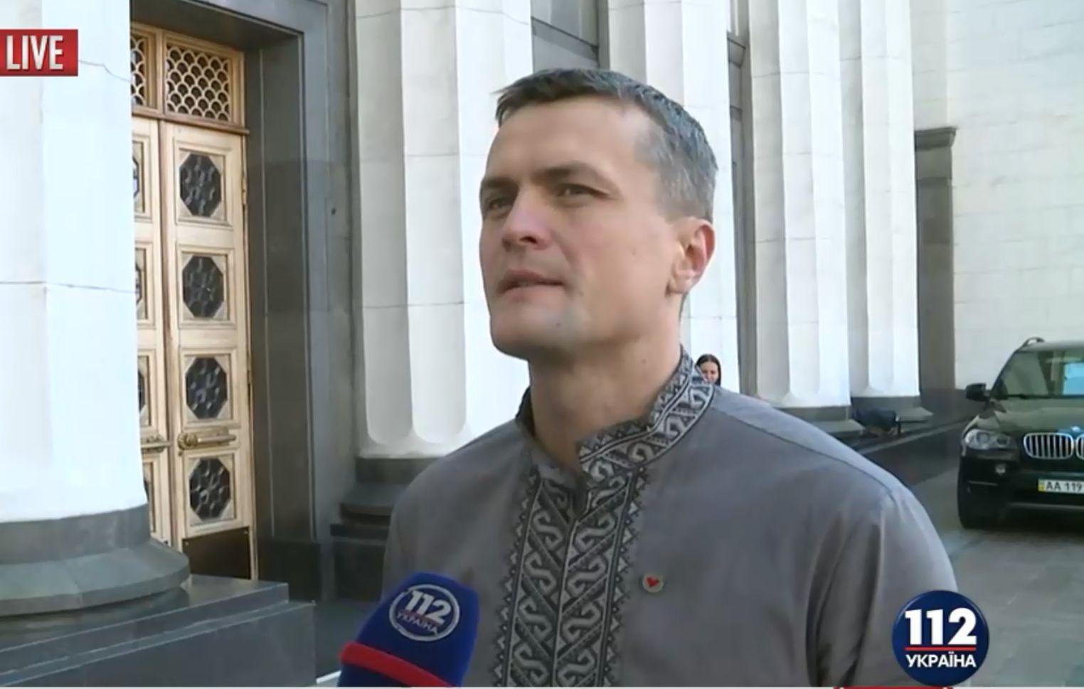 Вляпался по самые уши: нардеп Луценко попал в скандал из-за ресторана (ФОТО)