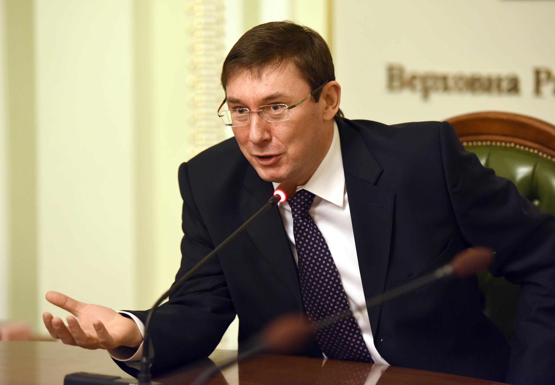 Адвокаты беглеца Януковича подали в суд на генпрокурора Луценко. Чем они думают?