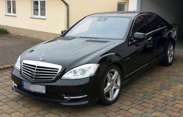Пашинский купил себе новый 500-й «Мерседес»