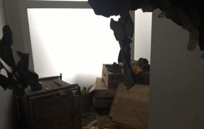В волонтерском центре в Одессе неизвестные устроили погром