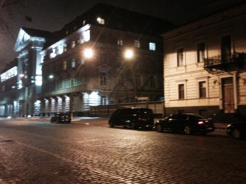 Под грифом «секретно»: Порошенко и Кононенко ночью посетили СБУ