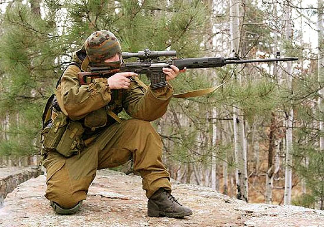 В пятницу по Богдановке стрелял снайпер