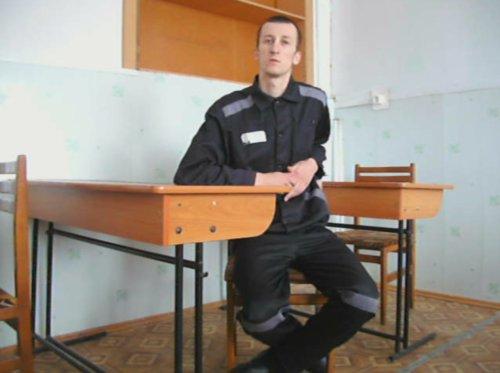 Украинский узник «поправился» в российской тюрьме