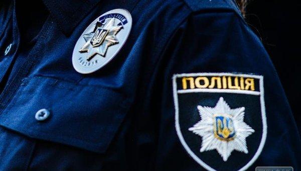 Полиция усиливает охрану порядка в центре Киева