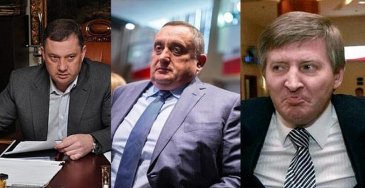 Дубневичи и Ахметов разделили между собой тендер Укрзализныци на 491 млн грн