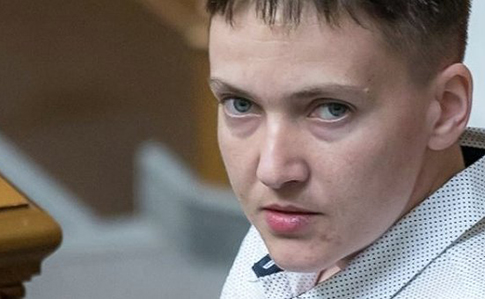 Савченко тайно встречалась в Минске с главарями «ДНР» и «ЛНР» – СМИ