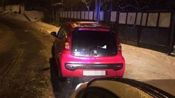 Во Львове патрульные выписали автоледи штраф в 40 тысяч