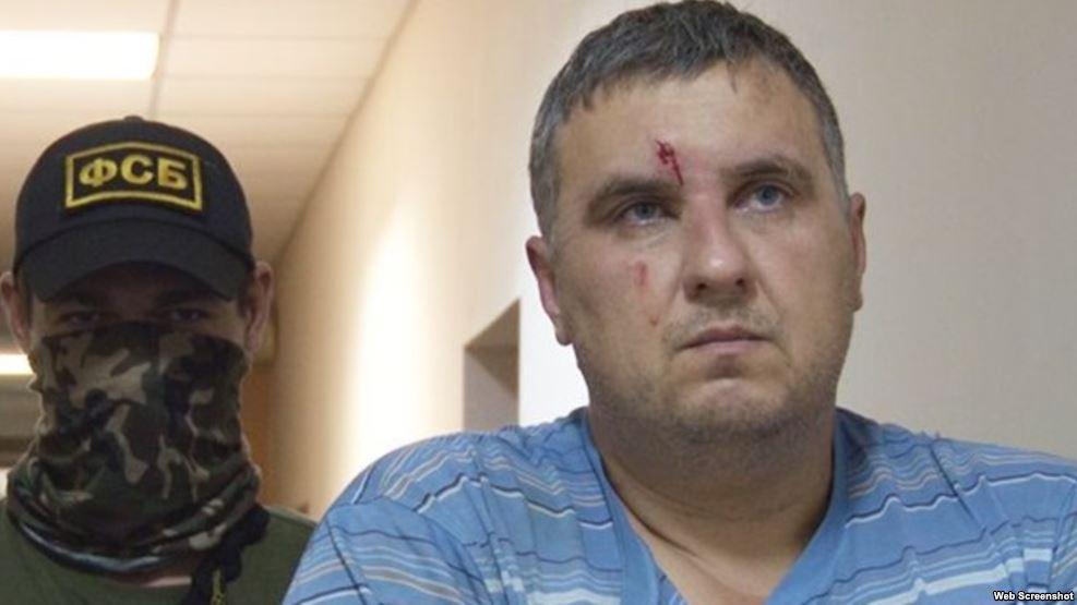 В России суд продлил арест еще одному украинскому «диверсанту»