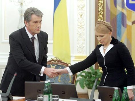 Тарифы и газ. Кто помог России: Тимошенко или Ющенко?