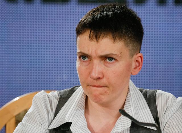 Савченко пообещали уголовное дело