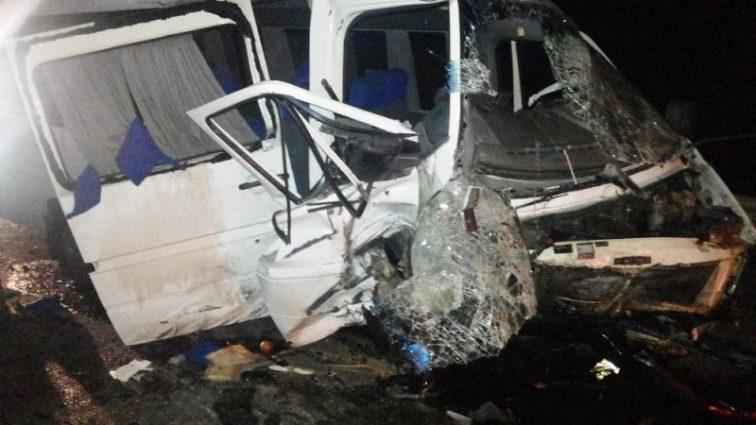 Ужасная трагедия: маршрутка сбила на смерть человека