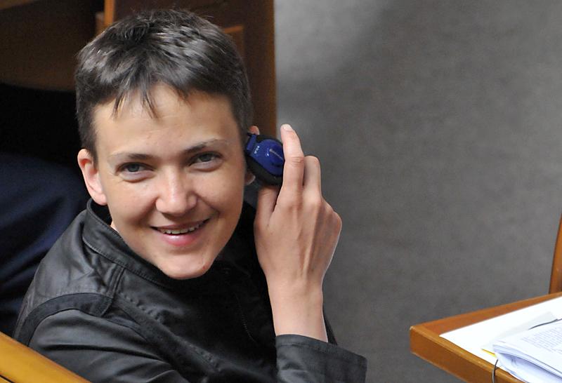 СБУ: О визите Савченко не знали, в Минске она говорила не только о заложниках