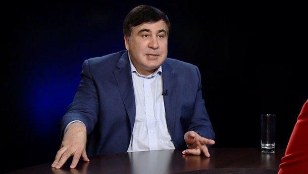 Саакашвили рассказал, что его разочаровало на посту губернатора Одесской области