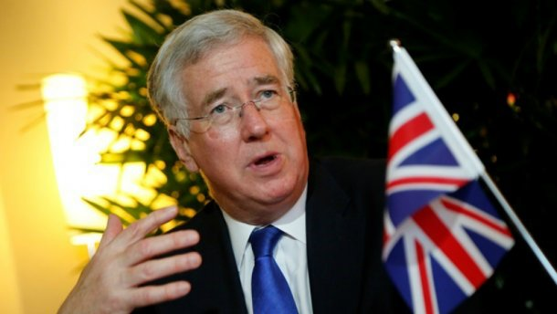 Великобритания продолжила программу подготовки украинских военных из-за агрессии РФ