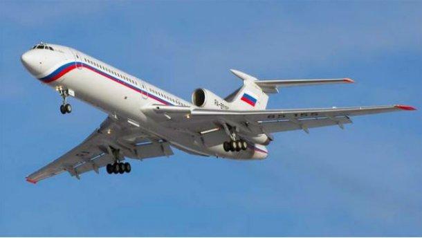 Определили несколько причин падения самолета Минобороны России