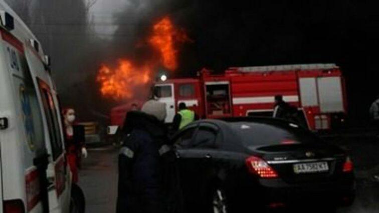 Из-за пожара на Лесном массиве закрыли 2 станции метро