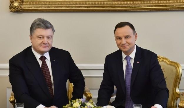 Порошенко убедит поляков вступиться за Донбасс