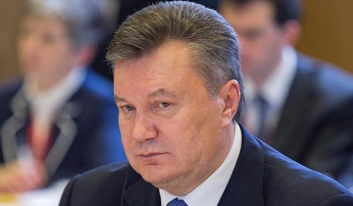 Янукович попытался очернить Небесную сотню