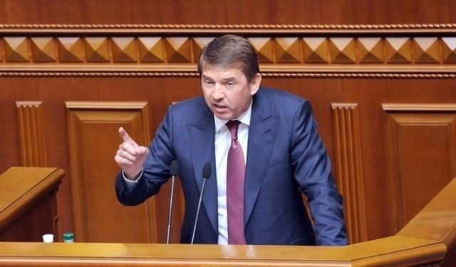 Депутата поймали за организацией митинга прямо из Рады