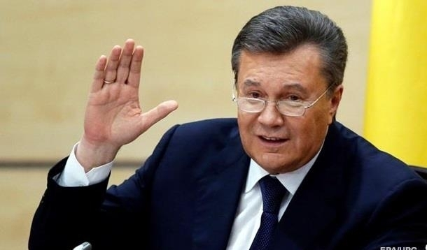 Швейцария продлила арест миллионов Януковича