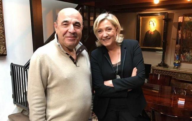 Рабинович и Мураев «засветились» с ультраправой подружкой Путина