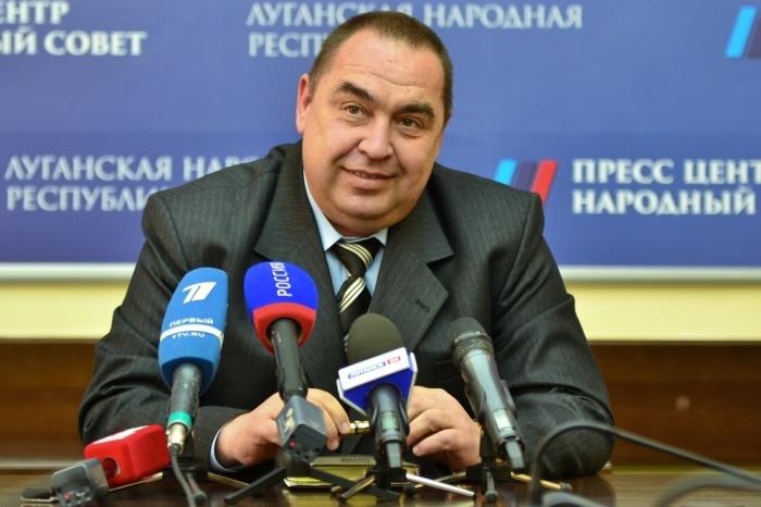 Кремль готовит легитимизацию Плотницкого