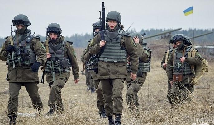 Муженко назвал критерии оценки украинских воинов