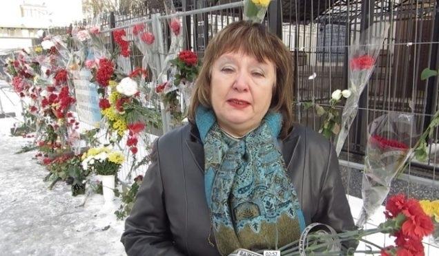 Витренко поплакала и посочувствовала «братскому» российскому народу (видео)