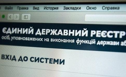 Оказывается в НАЗК нет доступа к е-декларацям сотрудников СБУ