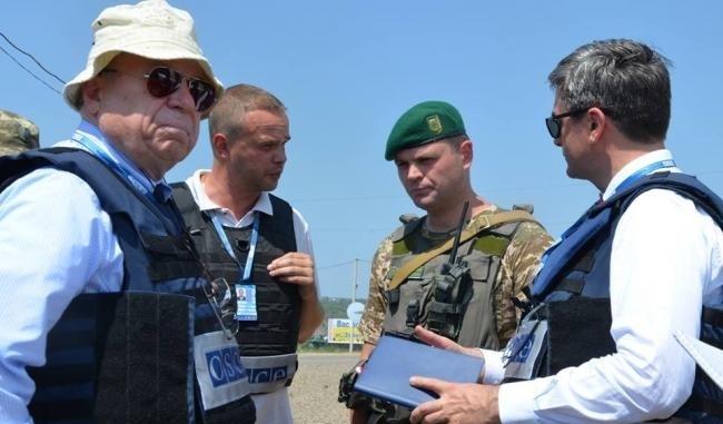 Депутат обвинил ОБСЕ в заангажированности