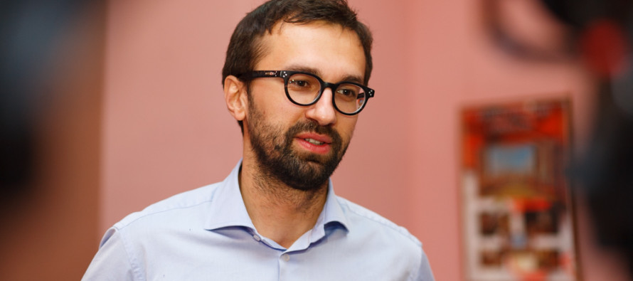 А от нас не спрячешься: появилось ВИДЕО, как нардеп Лещенко бежал от НАПК