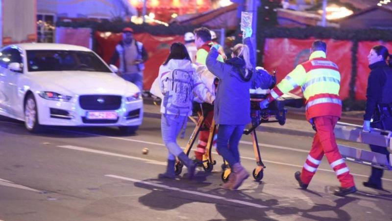 Грузовик, что убил 9 человек на рождественской ярмарке, имеет польские номера