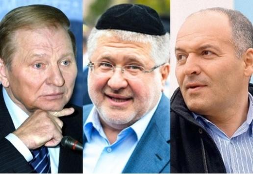 $110 миллионов взятки: Антикоррупционное бюро получило компромат от Коломойского на Пинчука и Кучму