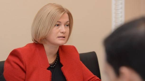 Геращенко рассказала, для чего Кремлю нужны украинские пленные