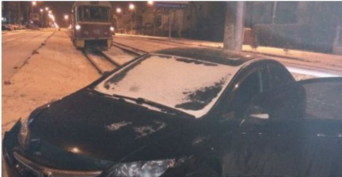 За сутки во Львове произошла 61 авария
