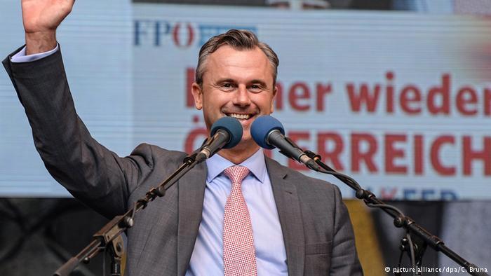 Выборы президента Австрии: «пророссийский» кандидат уже признал поражение