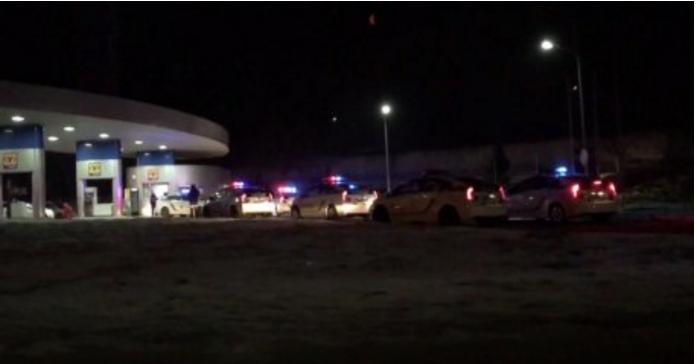 Вот так гонки: Во Львове пьяного водителя-беглеца преследовали 10 патрульных экипажей