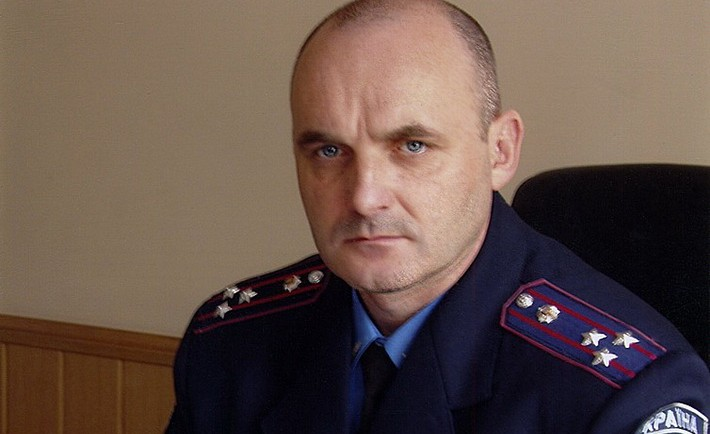 Скандального экс-советника Кернеса назначили председателем полиции Черкасской области