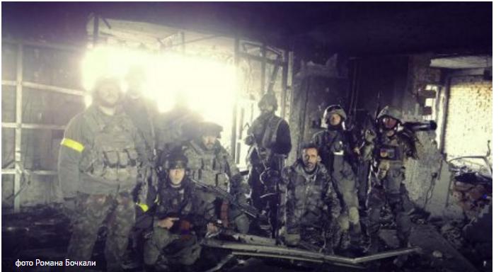 Минимум 10 «киборгов» все еще считаются пропавшими без вести, — СМИ