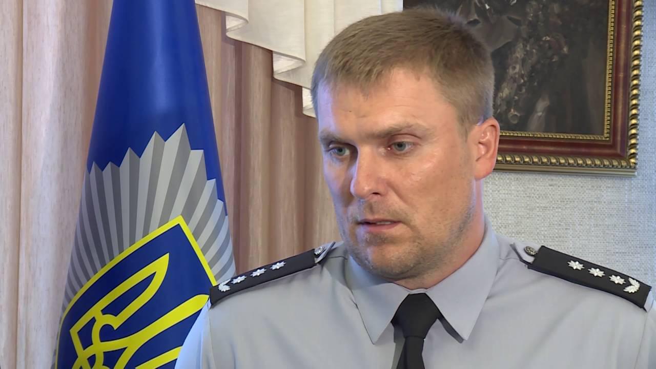 Вадим Троян после трагедии в Княжичах отстранил от службы 25 полицейских. ВИДЕО