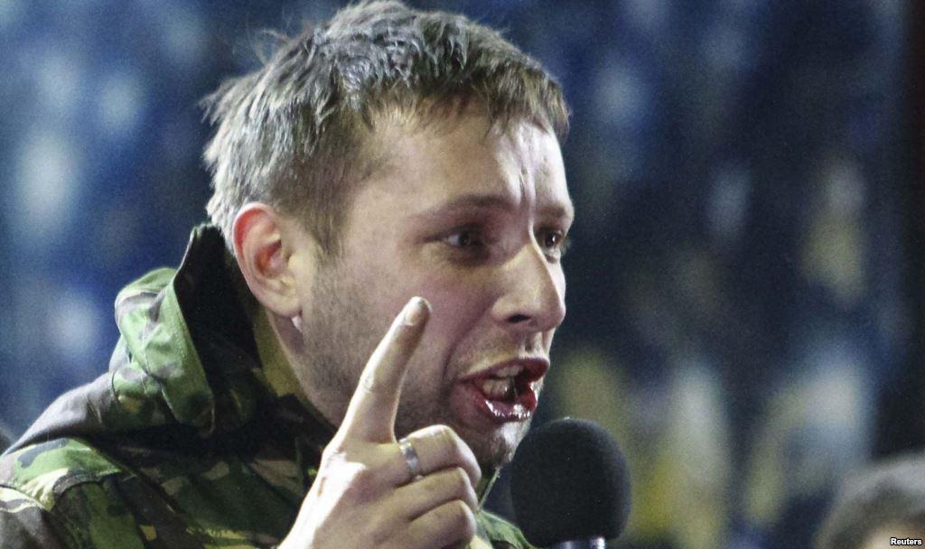 Зачем Шуляк делает из Парасюка «вождя киевской хунты»