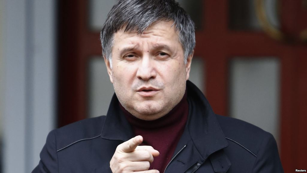 Арсен Аваков заявил, что не собирается в отставку из за Княжичи