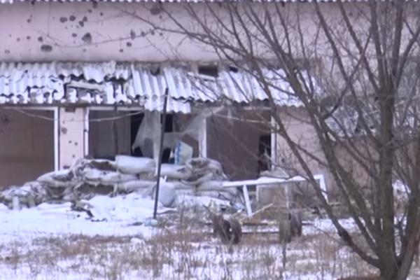Ужасное явление: журналисты засняли обстрел террористами Крымского