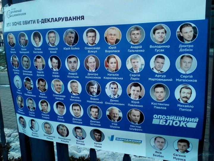 Такого украинцы еще не видели: публично опубликовали 48 имен депутатов — предателей