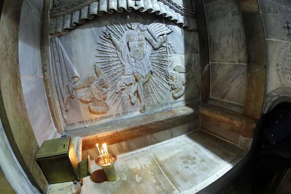 Оказывается, все, что нам говорили это не правда: в Иерусалиме открыли гробницу Иисуса Христа