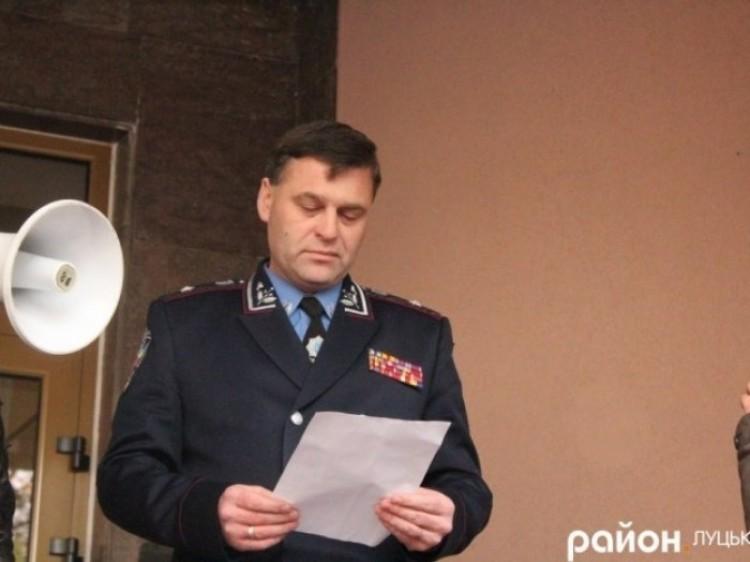 Как начальник волынской полиции после 11 дней в Донбассе записался к участникам АТО. Герой или наоборот?