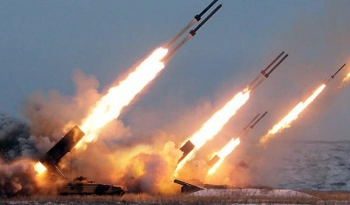 Украинская армия готовится к массированному наступлению России